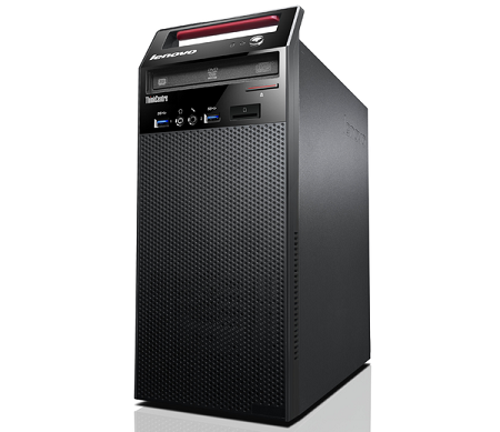 LENOVO ThinkCentre Edge E93-AIF Microtower - Black